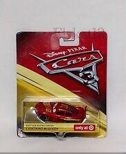 Disney Pixar Cars 3 Target Exclusive Rust-Eze Diecast Racing Lighting McQueen