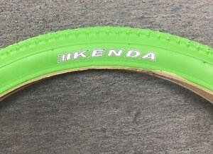 NEW Kenda K927  26''x2.125'' cruiser Bike Tires (PAIR). BRIGHT NEON COLORS!