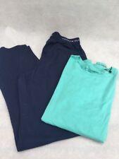 Tommy Hilfiger Men's pyjama set turquoise/ blue L