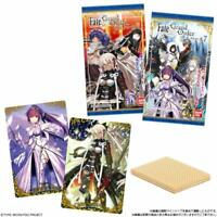 BANDAI Fate/Grand Order FGO Card Wafer Vol.7 Illustration Cards 20 packs Box
