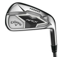New 2019 Callaway Apex 19 Custom Single Forged Irons - Steel or Graphite