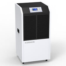 Kesnos Multi-function 234 Pints Commercial Dehumidifier for 8000 Sq. Ft, W.H.