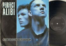 "PERFECT ALIBI Not At Home To Heartache  12"" Ps, 3 Tracks, Majestic Mix/7 Inch Ve"