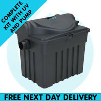 Pond Filter Box Premium - Pond Kits for Goldfish and Koi