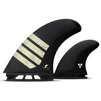 Futures Fins T1 Alfa Twin Fins Set With Stabilizer Surfboard Surf Fin
