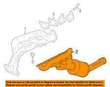 FORD OEM 15-17 Mustang 5.0L-V8-Catalytic Converter FR3Z5G232A