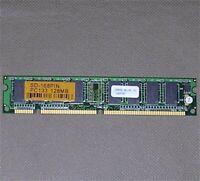 SimpleTech (98000-00148-101. C000784. 9119-MY12292) SD-168PIN. PC133 128MB RAM.