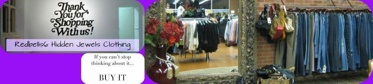 Redbells6 Hidden Jewels Clothing