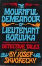 Mournful Demeanour of Lieutenant Boruvka: Dective Tales (Paperback or Softback)