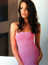 New In Box Women Sexy Pink Shimmer Bodycon Tube Dress USA Seller