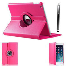 New iPad Cover 360 Flip Shockproof Leather Case for iPad 2/3/4 Air/2  Mini 2/3/4