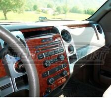 2009 2010 2011 2012 FORD F-150 F150 CREW CAB INTERIOR WOOD DASH TRIM SET KIT SET