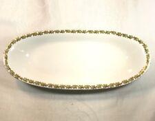 imperial crown Austria Oblong Serving Bowl