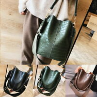 Damentasche Schultertasche Handtasche Shopper Umhängetaschen Größe Kapazität F/