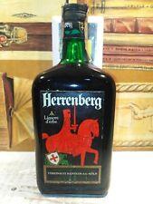 Liquore Herrenberg 75cl 40%  da (1974-1977)