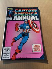 Captain America  annual 7. Marvel 1983 -    VF