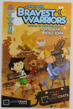 Loot Crate Exclusive Bravest Warriors #1 Holo John New Lootcrate Comic Book