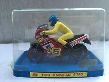 GUILOY GUISVAL COD11004 KAWASAKI 5-TAG NUOVISSIMA PERFECT!!!