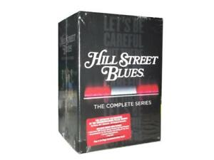 Hill Street Blues The Complete Series 34 DVD Box Set Brand New Free Shipping