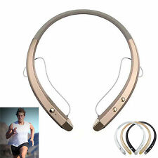 Neckband Bluetooth Stereo Headset Earpiece for Samsung Galaxy Note 8 Edge Phones