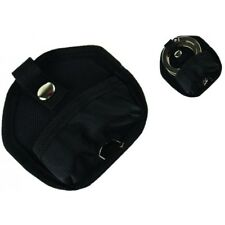 Handcuff Case Pouch Holder With Belt Loop Amp Snap Button Police Heavy Duty Black
