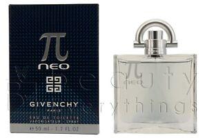 Pi Neo by Givenchy 1.7oz / 50ml Eau De Toilette Spray Damaged Box For Men