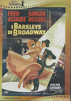 Dvd **I BARKLEYS DI BROADWAY** con Fred Astaire Ginger Rogers nuovo 1949