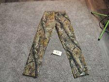 Wrangler Pro Gear Camo Hunting Pants Size 36 x 36 Deer Duck Fishing Realtree