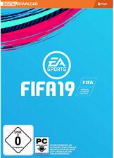 FIFA 19 Origin Spiel CD Key EA PC Download Code DE/EU NEU Soccer 2019