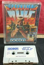 Operation Wolf ZX Spectrum TESTED