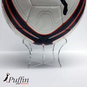 Football Display Stand / Riser Plinth, PERSPEX