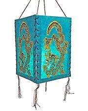 Lampenschirm Drache , LOKTA Papier, Papierleuchte Papierlampe  Hängelampe Nepal