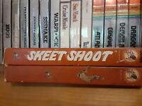 Atari 2600 Skeet Shoot Game CIB Box, Manual, Cartridge. Complete.  Variant Box
