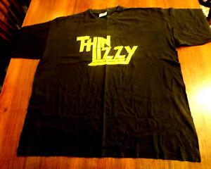 THIN LIZZY -1998 XL T-Shirt | Judas Priest Whitesnake Led Zepelin Metallica REM