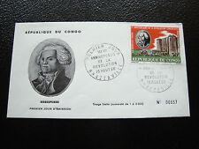 CONGO - enveloppe 1er jour 15/8/1966 (cy29)