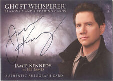 "Ghost Whisperer 3 & 4: G3&4 A-JK Jamie Kennedy ""Eli James"" Auto/Autograph Card"
