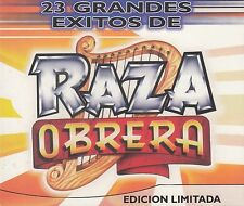 La Raza Obrera 23 Grandes Exitos 2CD New Nuevo sealed
