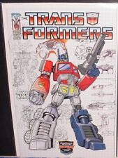 Transformers:Infiltration #0 Botcon Exclusive Near Mint