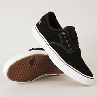 Emerica Shoes Wino G6 Black White USA SIZE Skateboard Sneakers