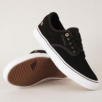 Emerica Shoes Wino G6 Black White USA SIZE Skateboard Sneakers