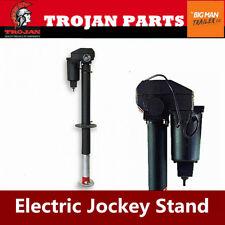 Trojan Electric Jockey Wheel Stand PARK Leg Trailer Jack For Caravan 307001