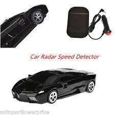 Radar voiture laser détecteur de vitesse anti-police gps alarme alerte vocale sécurité protéger