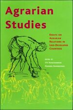AGRARIAN STUDIES: ESSAYS ON AGRARIAN RELATIONS IN By V. K. Ramachandran VG