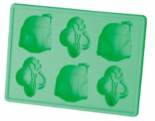 Star Wars - Boba Fett Silicone Ice Tray - (New)