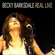 Becky Barksdale - Real Live [New CD]