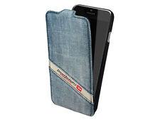 Origine Diesel Ciseaux Denim Case pour iPhone 6 Flip Case-Indigo