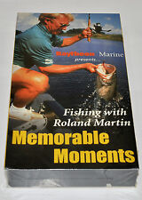 Fishing With Roland Martin Memorable Moments VHS Film
