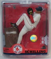 MCFARLANE MLB 22 CURT SCHILLING RED SOX FIGURE NEW
