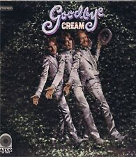 "CREAM ""Goodbye"" SD 7001 ATCO Vinyl 12"" LP-33 Rock Music Album EX Stereo 1969"