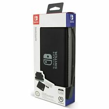 PowerA Switch Lite Stealth Case Kit Black (Official Nintendo Licensed Product)